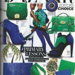 Emerald Greens & Vivid Blues