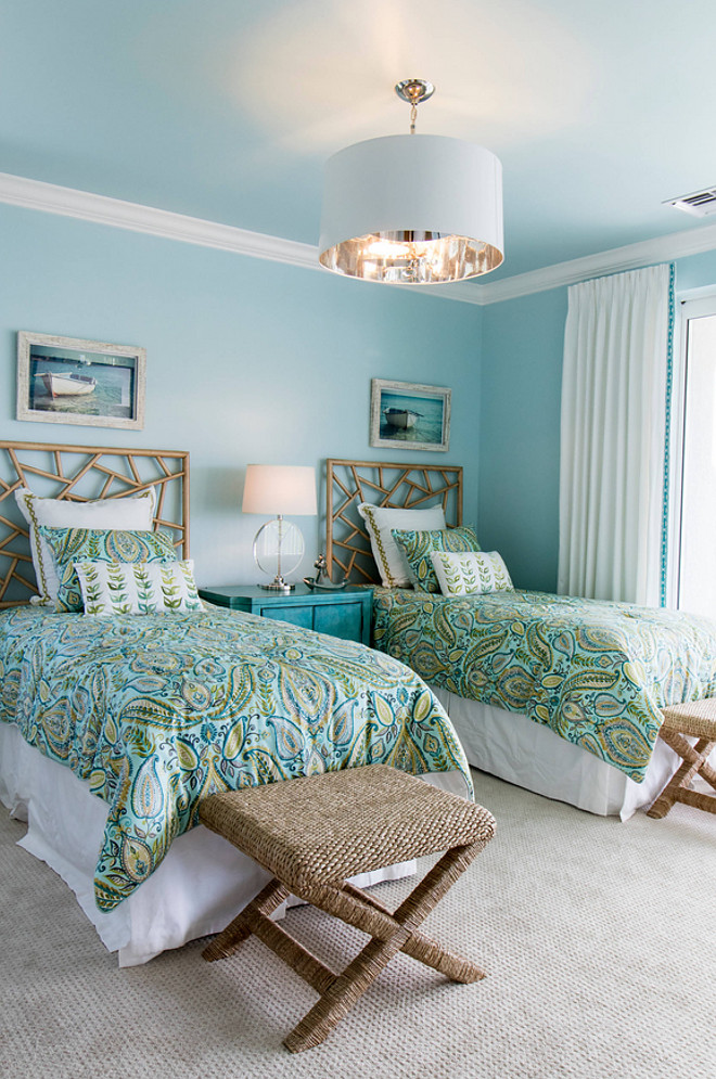Paint Color Inspiration - 4 Blues We Love | The Well ...