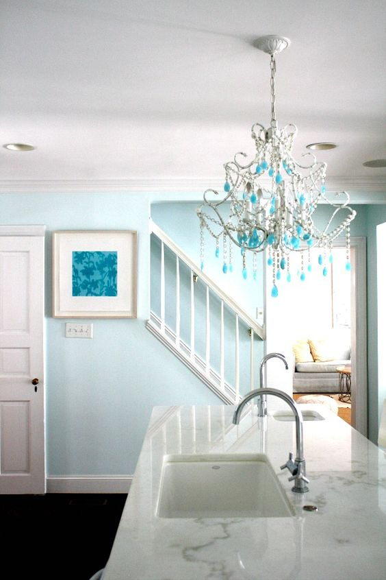 Paint Color Inspiration 4 Blues We Love The Well