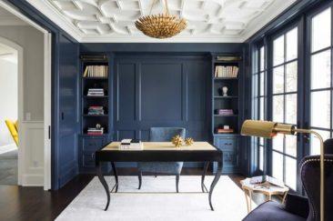 Paint Color Inspiration – 4 Blues We Love
