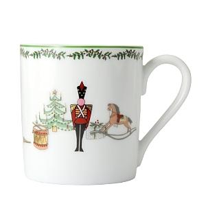 Bernadaud Grenadiers Mug