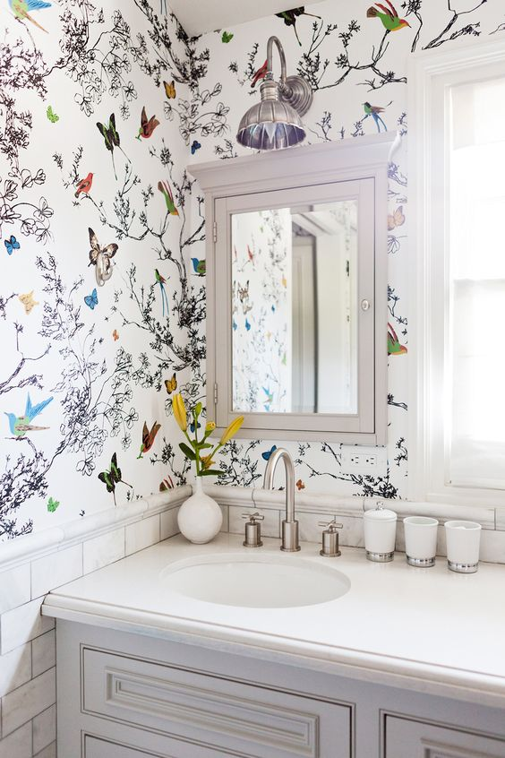 butterfly-wallpaper-schumacher-well-appointed-house