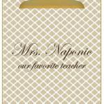 Fabulous Teacher Gifts