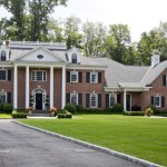 Real Estate Alert! A Well Appointed Brick Georgian in Westchester County (Purchase, NY)