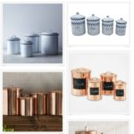 Kitchen Canisters to Love