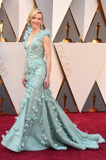 Cate Blanchette Oscar 2016