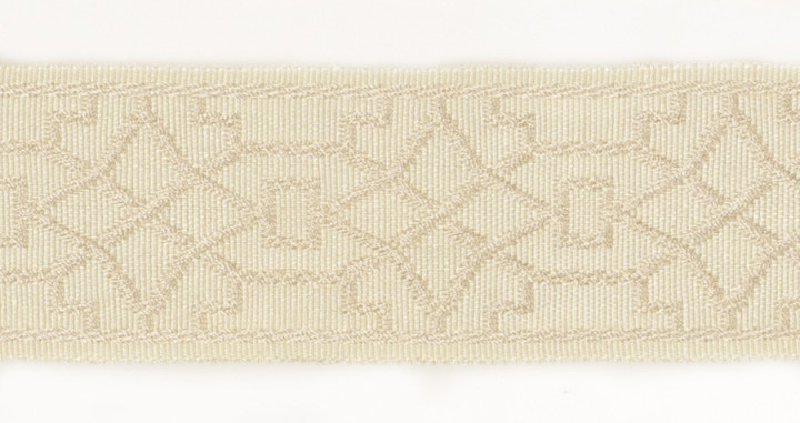Charlote moss tape off white