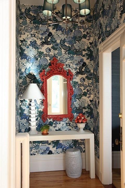 Chiang-Mai-Dragon-Blue-Wallpaper-Schumacher