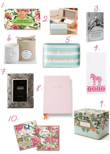 Holiday Gift Guide: Chic Gifts Under $50