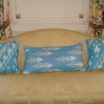 Fabulous Free Friday! Well Appointed House Blog Giveaway – THREE IKAT PILLOWS