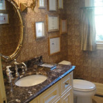 One Bathroom Two Ways: Powder Room Perfection