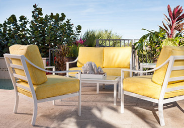 Currently Coveting: The Capri Outdoor Collection