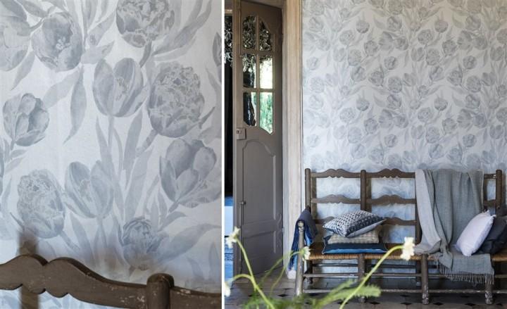 Designer's-Guild-Fontainbleau-Silver-Marquisette-Wallpaper-Collection-1
