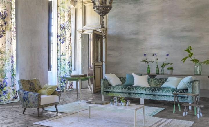 Designer's-Guild-Marquisette-Wallpaper-Cielo-Jade