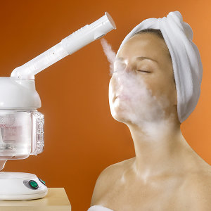 No Time for Facials?  Check out this At Home Steamer
