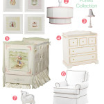 E-Decorating! The Well Appointed Nursery: The Enchanted Forest Collection