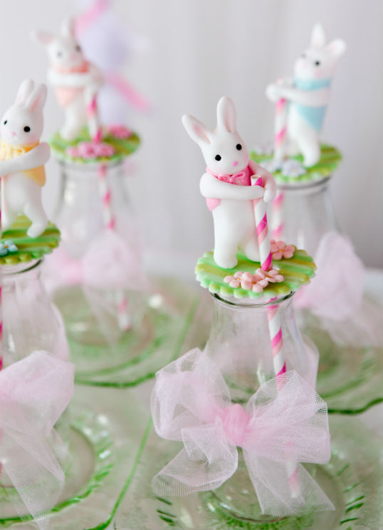 Easter May Pole MimiC toppers