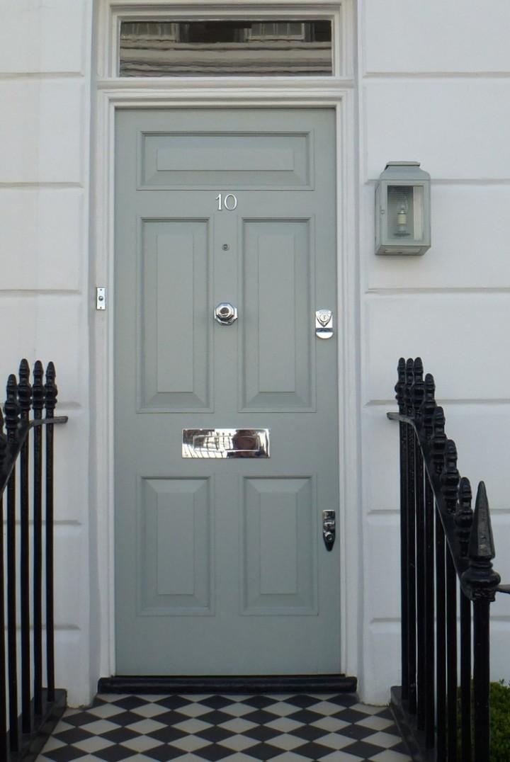 Farrow and Ball door 3