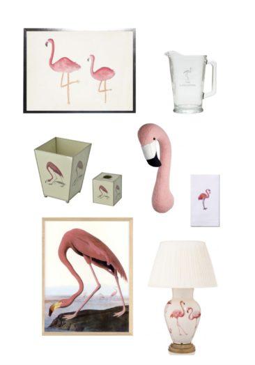 Our Favorite Flamingo Decor!