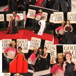 Kids Take On Golden Globe Fashion!