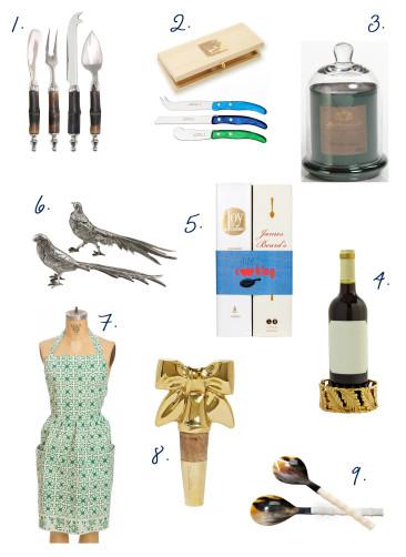 Gift Guide: Thanksgiving Hostess Gift Ideas