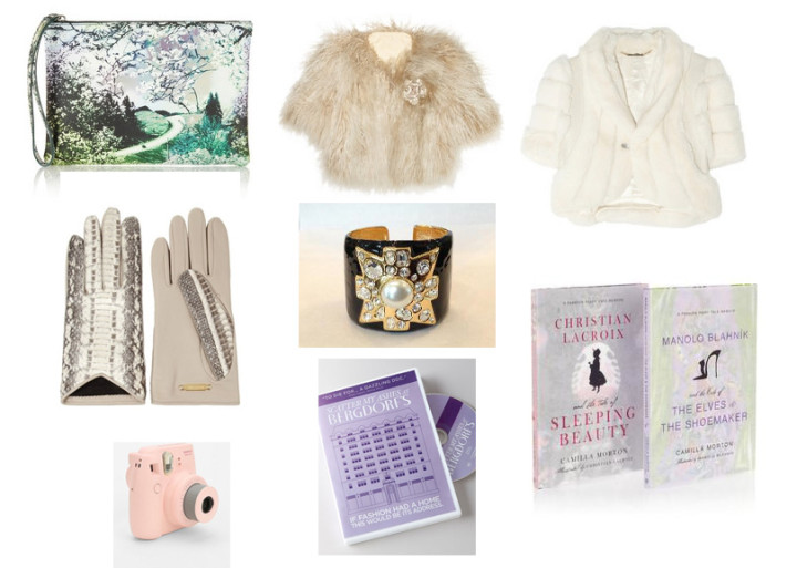 Luxury Christmas Gifts for Her - Gifts for the Fashionista Part I ...