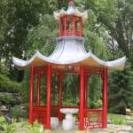 Greenwich Garden Tour 2013 Part II: The Landman Residence