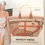 Fashion Editors Take Note: Hermes New Equestrian Tote