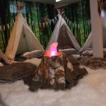 An Amazing Camp Out Birthday Party for Girls!