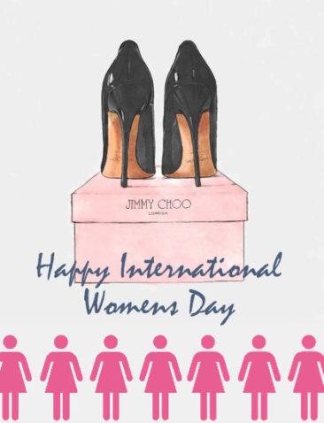 Celebrating International Women's Day – March 8th 2017