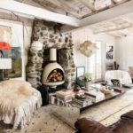Celebrity House Tour – A Look Inside Lana Del Rey's Rustic California Cabin