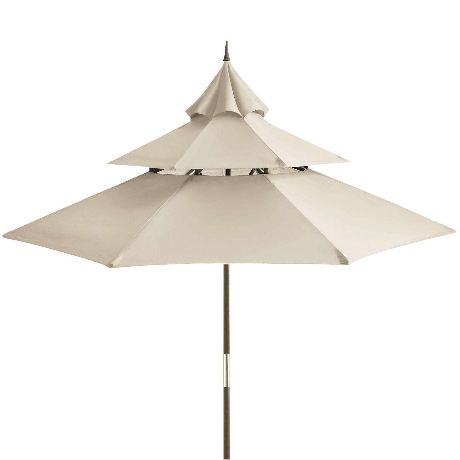 Lani Beige Umbrella