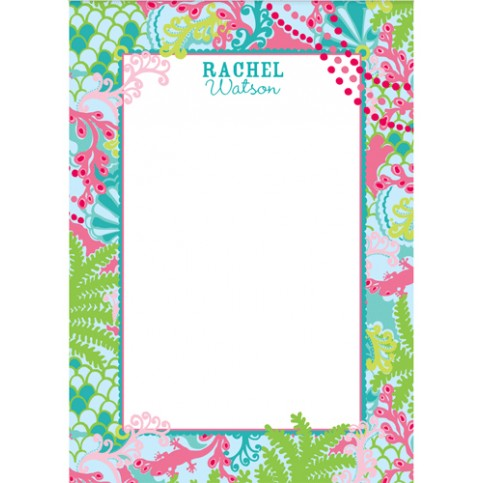 Lilly Pulitzer Checking Design