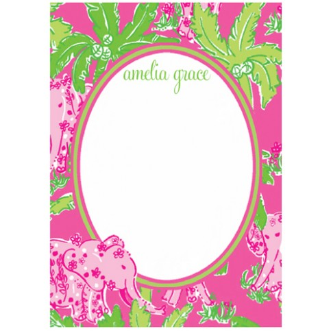 Lilly Pulitzer Taboo Design
