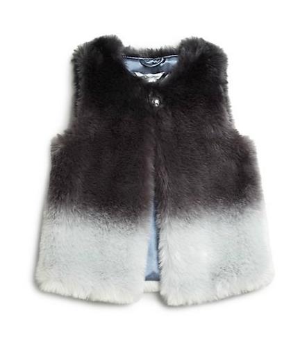 Little-Marc-Jacobs-Ombre-Faux-Fur-Vest