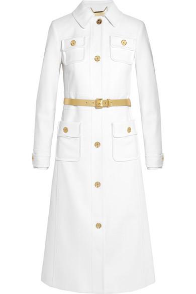 Michael Kors White Coat