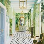 Schumacher's Iksel Collection of Decorative Wallpapers