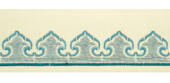 Morocco Teal Fabricut