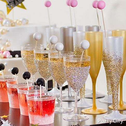New Year S Eve 2014 Party Ideas The Well Appointed
