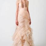 Fall 2010 Bridal Report: Color, Floral Appliques and… Black?