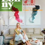 A Well Appointed Green Home: Michelle Adams, Lonny Magazine