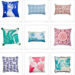Pillow Talk: Shop our New Collection of Bright, Happy Pillows!