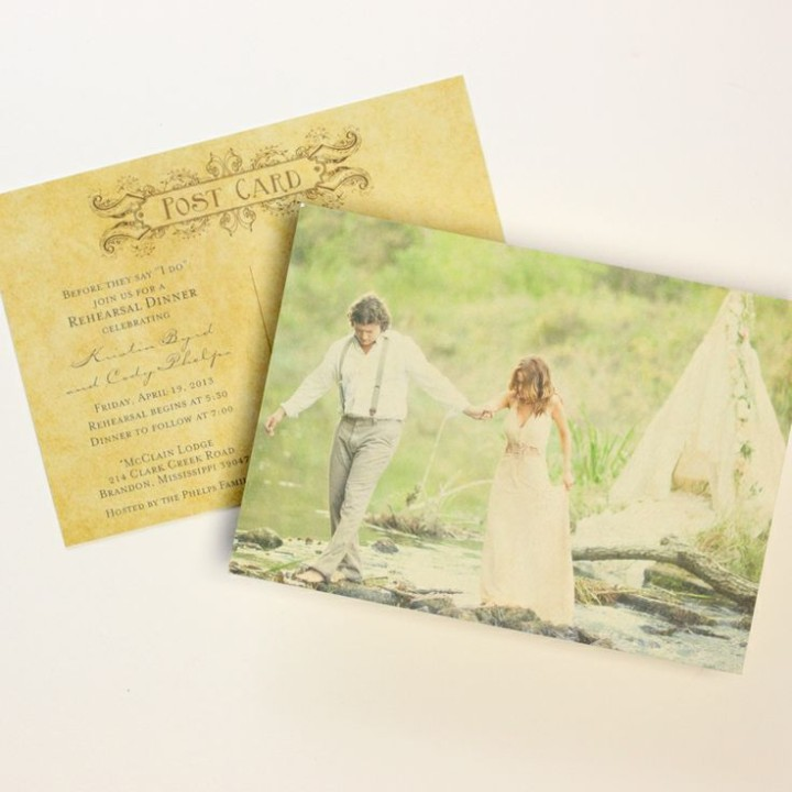 Postcard-Rehearsal-Dinner-Invitation