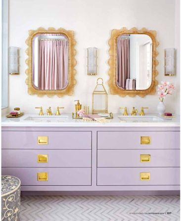 Bathroom Inspiration: 15 Bathroom Looks We Love