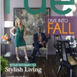 New Online Home Decor Magazine: RUE Magazine