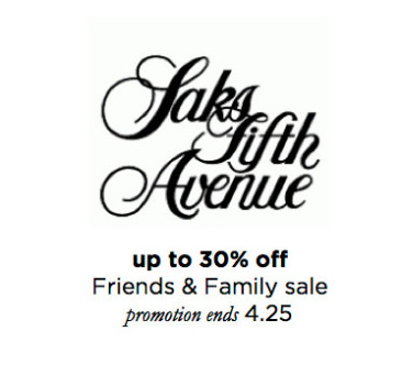 WEEKEND DEALS & SALES AT YOUR FAVORITE COMPANIES: Saks, Tory Burch, Barneys and More!