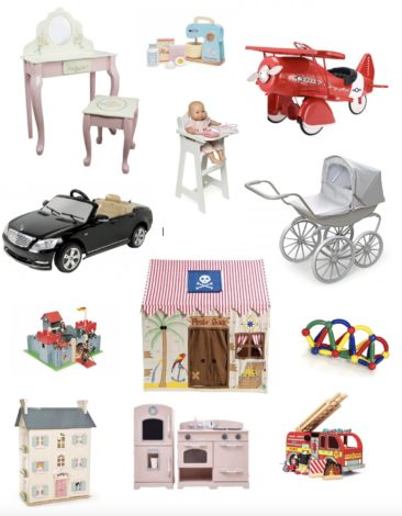 Holiday Gifts for Kids Under 8