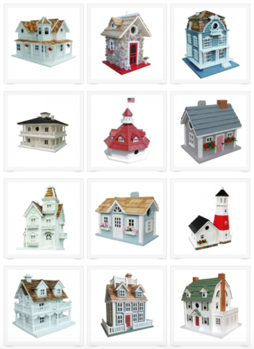 Check out our New Birdhouse Collection for Summer!