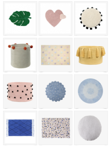 A Parents Dream: A Line of Washable Rugs and Textiles
