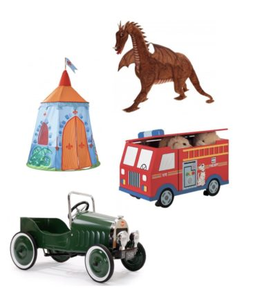 Holiday Gift Guide – Fabulous Items for Boys Ages 3-6